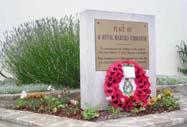 Stèle 41st Royal Marine Commando2