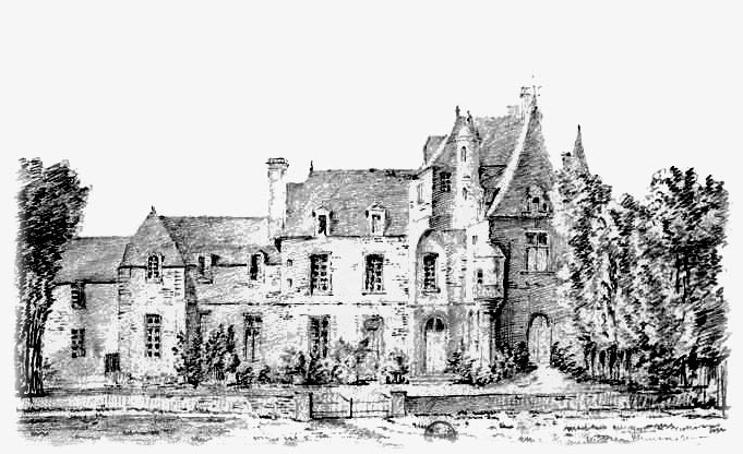 chateau dessin