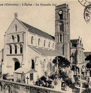 Lion-sur-Mer – église Saint Pierre