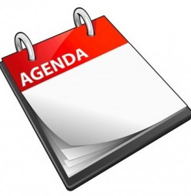 Agenda octobre-novembre-décembre 2020