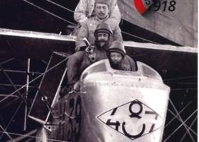 EXPO PHOTOS du CENTENAIRE : ESCADRILLE 487 à LION 1917-1918