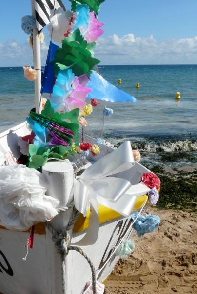 Bénédiction de la mer et poissonnade le 15 août