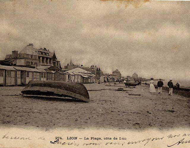 Lion-sur-Mer – BATEAU