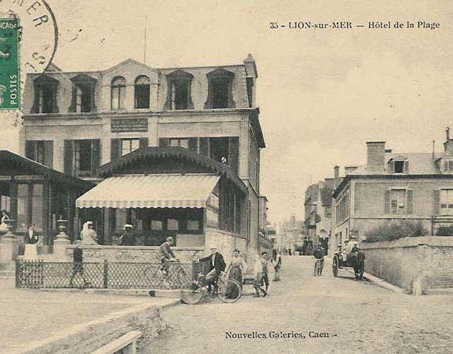 Lion-sur-Mer – Hôtel de la plage