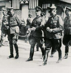 30 mai 1944 – Rommel à Lion sur Mer
