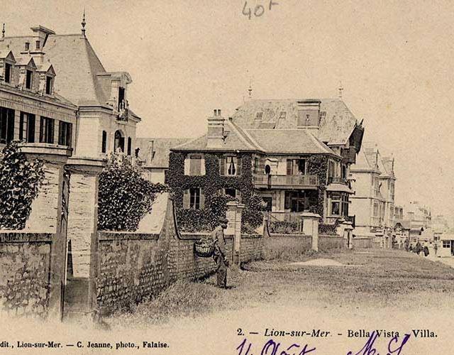 Lion-sur-Mer – VILLAS Bella Vista