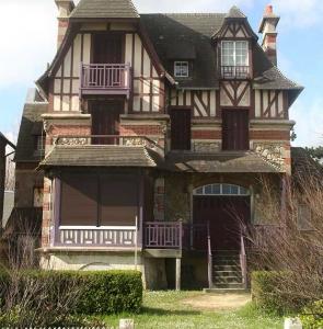 Villa le Mesnil Bijou