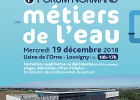 1er forum normand des métiers de l'eau