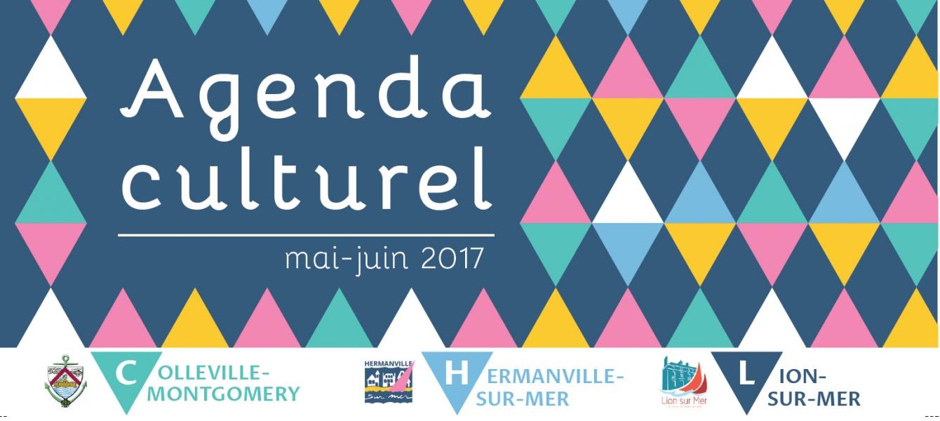 Agenda culturel Mai-Juin