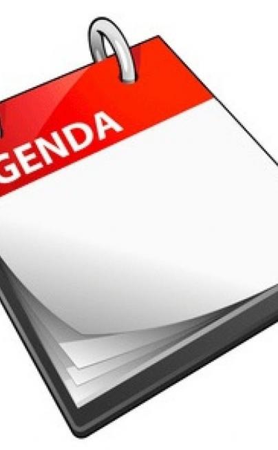 Agenda Mars à Juin 2017