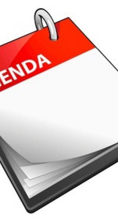 Agenda octobre-novembre-décembre