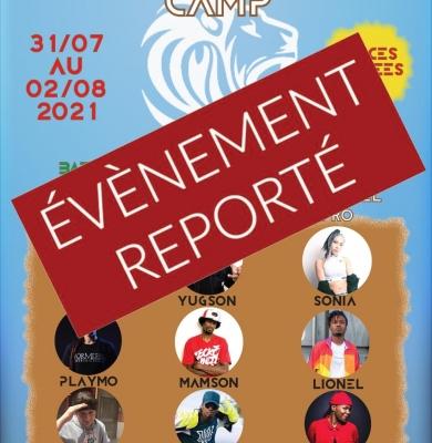 Festival de Break Dance reporté