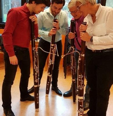 Concert «les bassons Normands»