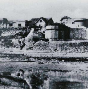 6 juin 1944 – Blockhaus face allée d'Antifer à Lion sur Mer