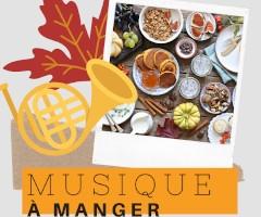 Brunch musical d'automne à Lion-sur-Mer le 1er décembre 2019 à 11h30 salle Trianon