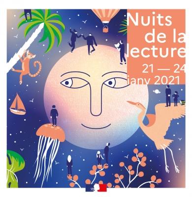 NUITS DE LA LECTURE (Textes)