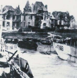 6 juin 1944 – débarquement