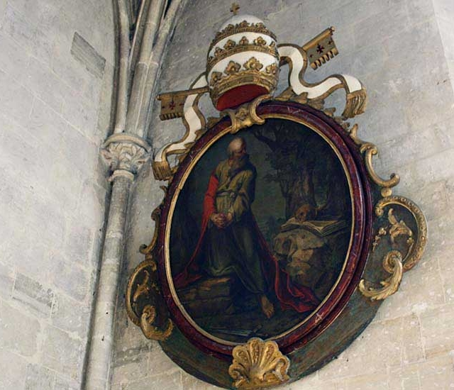 Église Saint-Pierre – Peinture