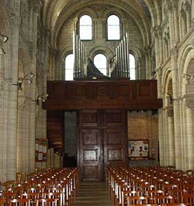 Église Saint-Pierre – Orgue