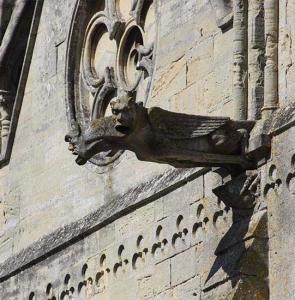 Église Saint-Pierre – Gargouilles