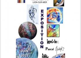 Exposition Galerie Trianon