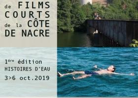 Festival de films courts de la côte de Nacre du 3 au 6 octobre