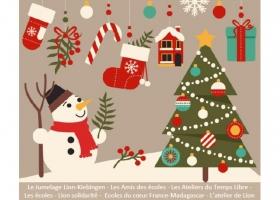 Fête de Noël et de La Saint Nicolas