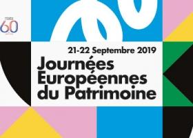 Journées Européennes du Patrimoine les 20 et 21 septembre