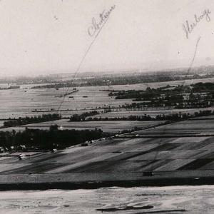 6 juin 1944 – photo aérienne de l'armée de l'air anglaise