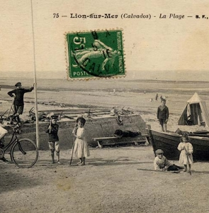 Lion-sur-Mer – port-bateau